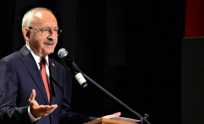 Kılıçdaroğlu'ndan 'adalet' vurgusu