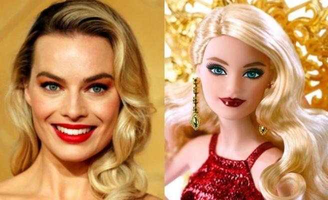 """Margot Robbie """"Barbie Bebek"""" olacak"""