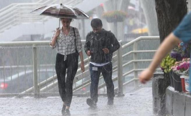 Meteoroloji'den son dakika uyarısı: Yağış geliyor