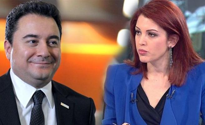 Nagehan Alçı, Babacan'ın partisindeki isimleri açıkladı