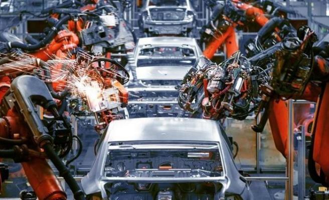 Otomotiv üretimi yüzde 13 azaldı!