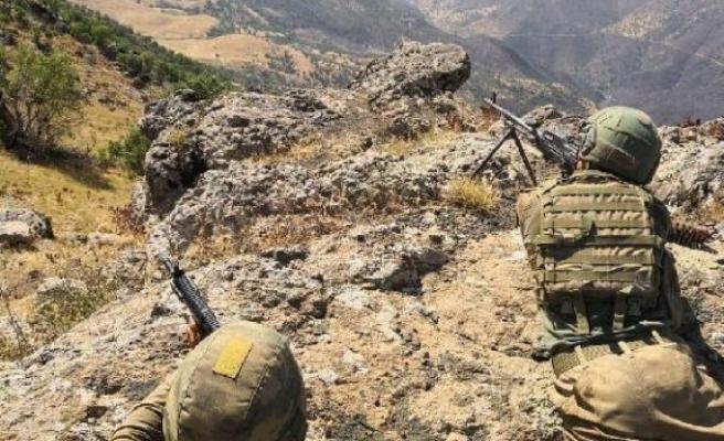 'Pençe' harekatında 68 terörist etkisiz hale getirildi