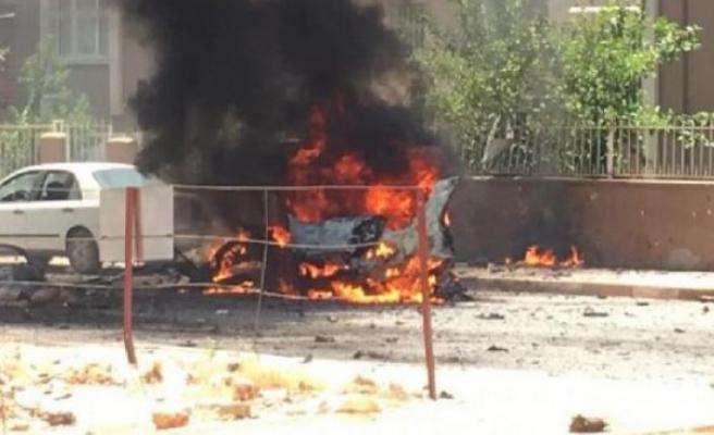 Reyhanlı'da patlama: 3 kişi can verdi