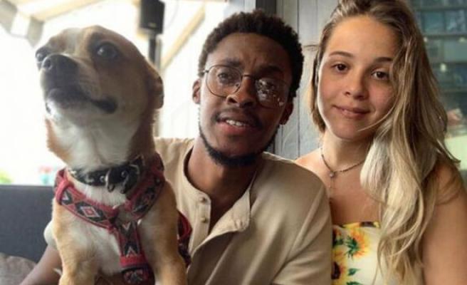Sevgilisi için Zambiya'ya gitti