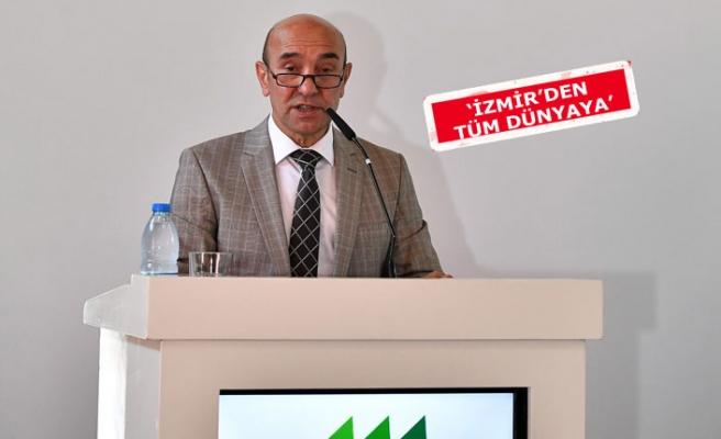 """Soyer, """"İzmir, inovasyonun ve girişimciliğin merkezi olacak"""""""