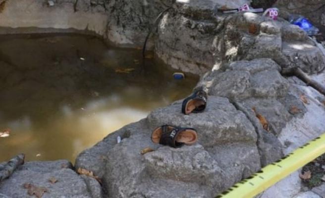 Süs havuzlarında korkulan oldu! İki çocuk akıma kapıldı!