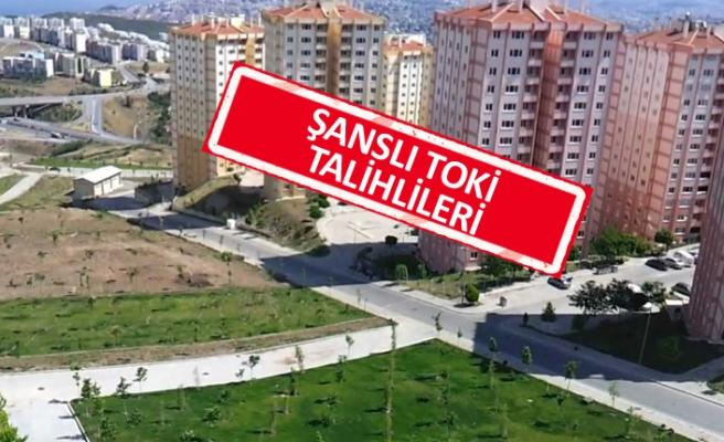 TOKİ İzmir kura sonuçları bugün açıklanıyor!
