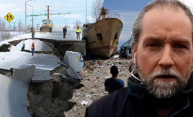 Türkiye için 8 büyüklüğünde deprem uyarısı