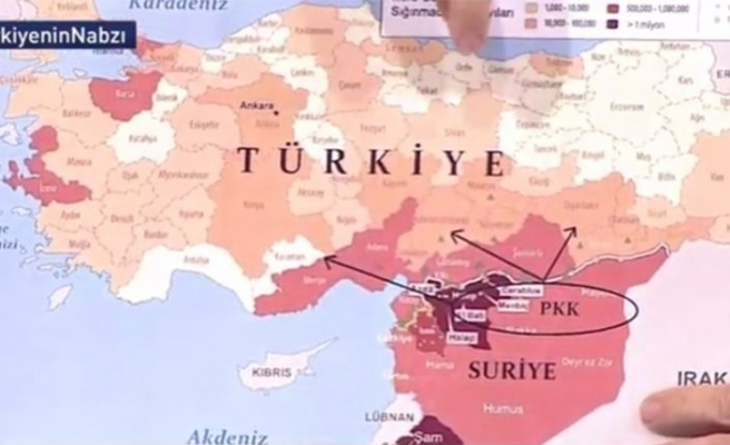 Türkiye'de 7 milyon göçmen var