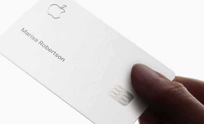 Apple Card kullanıcılara sunuldu