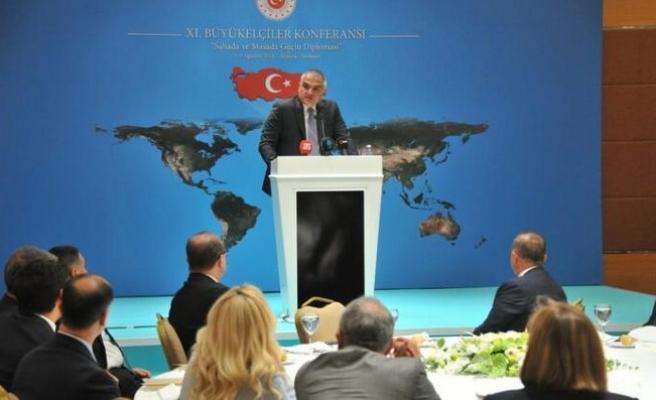 Bakan Ersoy: Turizmde yakaladığımız başarıyı...