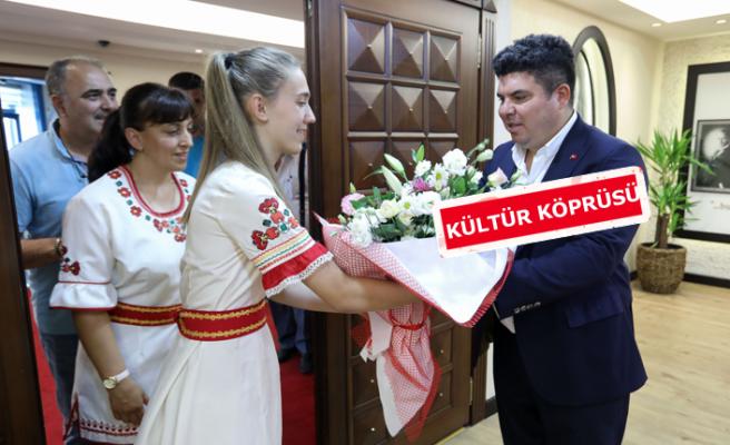 Balkanlar'dan 50 yıllık hasret Buca'da dindi