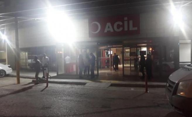 Bayburt'ta 35 asker hastaneye kaldırıldı