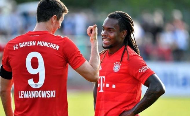 Bayern Münih maçında tam 23 gol!