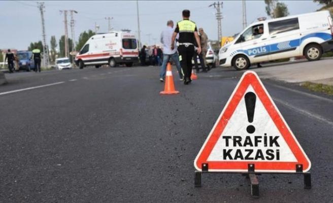 Bayramda kaza bilançosu: 30 ölü, 276 yaralı