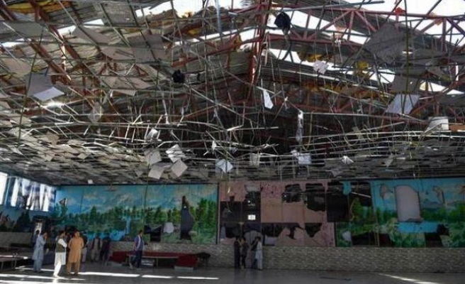 Dışişleri Bakanlığı, Afganistan'daki terör saldırısını kınadı