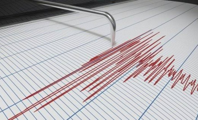 Ege açıklarında korkutan deprem