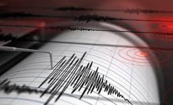 Ege'de korkutan deprem! İzmir ve çevresinde de hissedildi