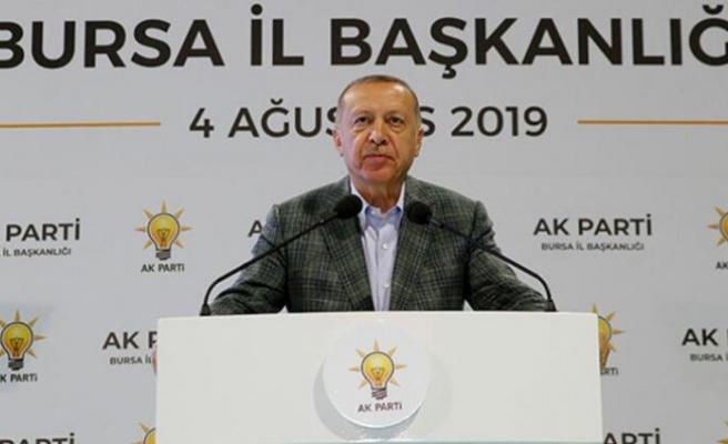 Erdoğan'dan dikkat çeken faiz ve enflasyon yorumu