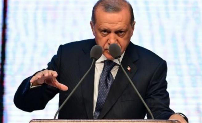 Erdoğan'dan medyaya 'yeni parti' talimatı