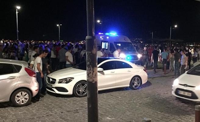 Gündoğdu Meydanı'nda silahlı kavga: Yaralılar var