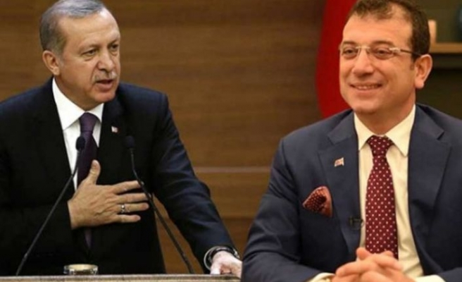 İmamoğlu, Twitter'da Erdoğan'ı takibe aldı