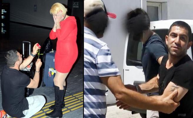 İngiliz kadından Karabağlar polisine teşekkür