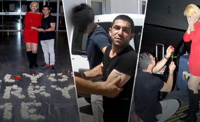 İngiliz sevgilisini bıçaklayan firari aşçı, İzmir'de yakalandı