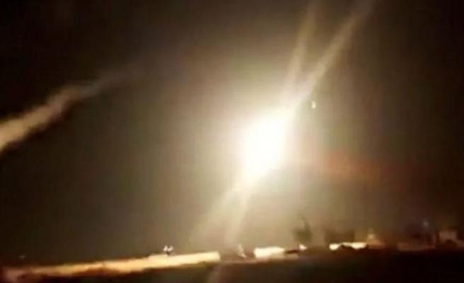 İsrail'den garip hamle: Suriye'yi vurdular, bir de açıkladılar