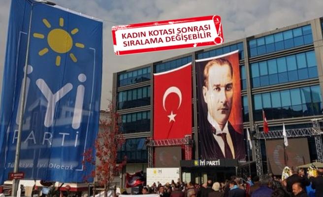 İYİ Parti GİK belli oldu: İzmir'den sadece o isim girdi