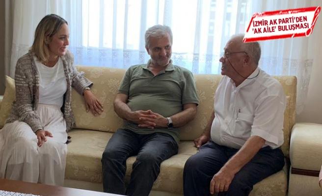 İzmir AK Parti'den 'AK Aile' buluşması