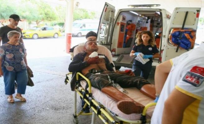 İzmir'de acemi kasaplar hastanelik oldu