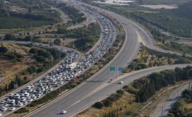 İzmir'de bayram trafiği için sıkı denetim