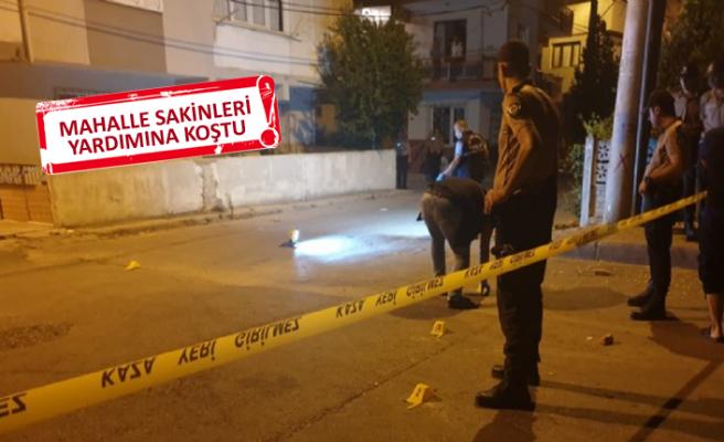 İzmir'de maganda dehşeti: Balkonda uyurken...