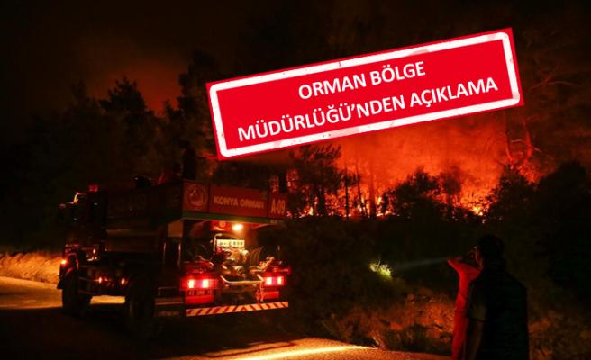 İzmir'deki yangında son durum ne?