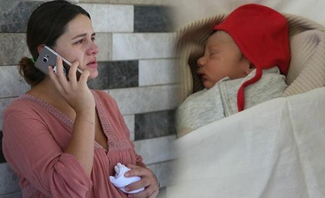 İzmirli Leo bebek ambulans uçakla kurtarıldı