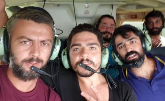 Kaçırılan Türk denizciler bayram sabahı Türkiye'de olacak