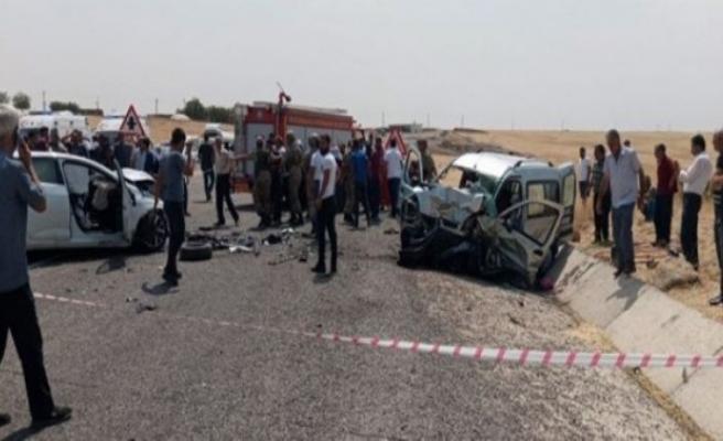 Katliam gibi kaza: 3 ölü 7 yaralı