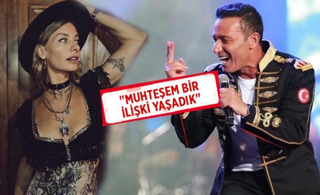 Mustafa Sandal'dan aşk itirafı!