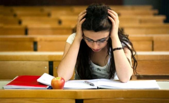 Öğrencileri aileler strese sokuyor!