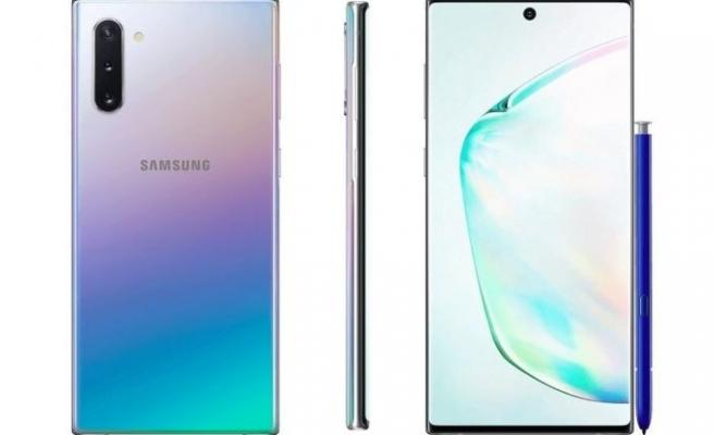 Samsung Galaxy Note 10 özellikleri ve fiyatı lansmanda açıklanıyor!
