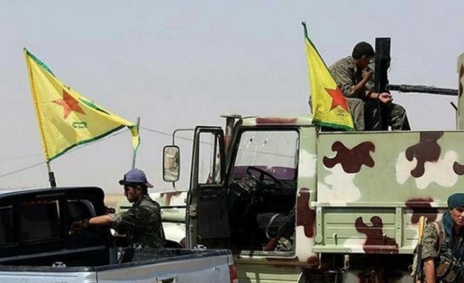Terör örgütü YPG Türkiye sınırından çekiliyor