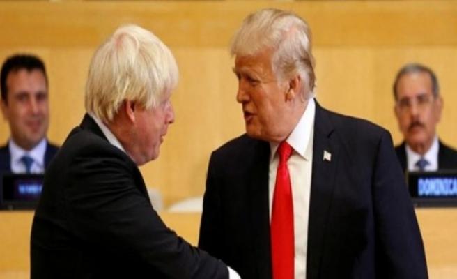 Trump: Johnson Brexit'i gerçekleştirecek