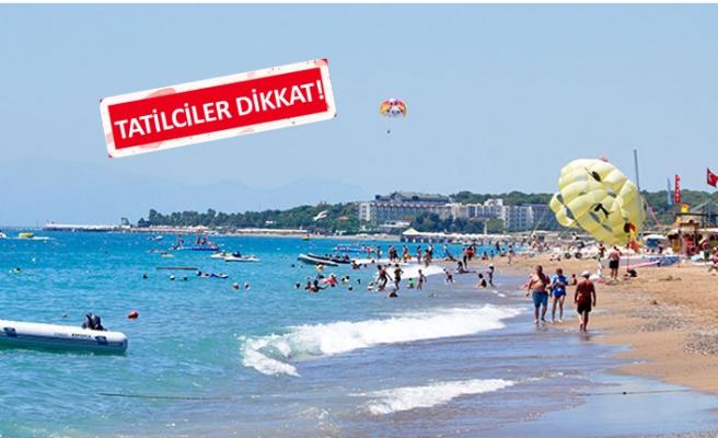 Turizmcilerden tatil dolandırıcıları uyarısı