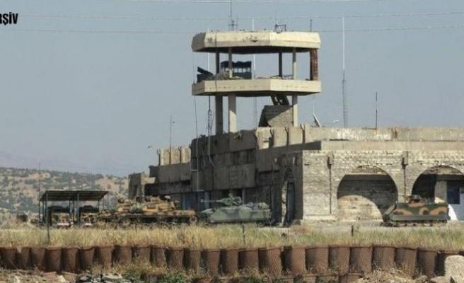 'Türk gözlem noktası kuşatma altında'