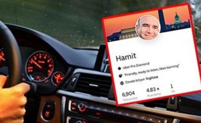 Uber FETÖ'cü