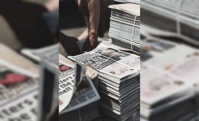 Ünlü gazetenin binası boşaltıldı!