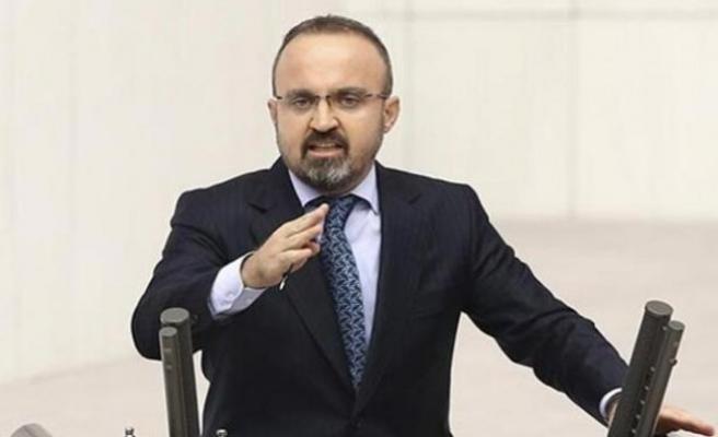AK Partili Turan'dan Bülent Arınç'a 'Ahmet Türk' tepkisi!