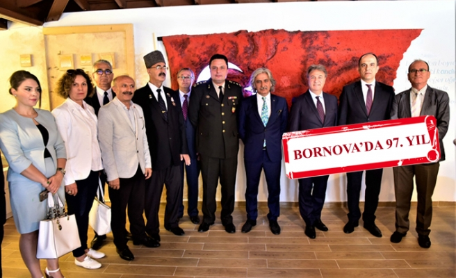 Bornova'da 9 Eylül Coşkusu