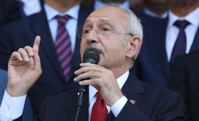 CHP Lideri'nden başkanlara 'yoksullukla mücadele' talimatı!